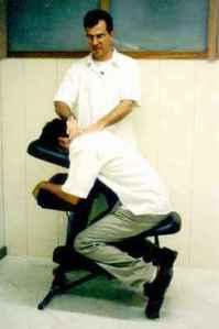 Shiatsu Cadeira