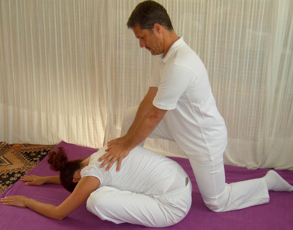 Alinhamento Estrutural: Corpo mais flexível, postura mais relaxada e harmoniosa, saúde global (3/5)