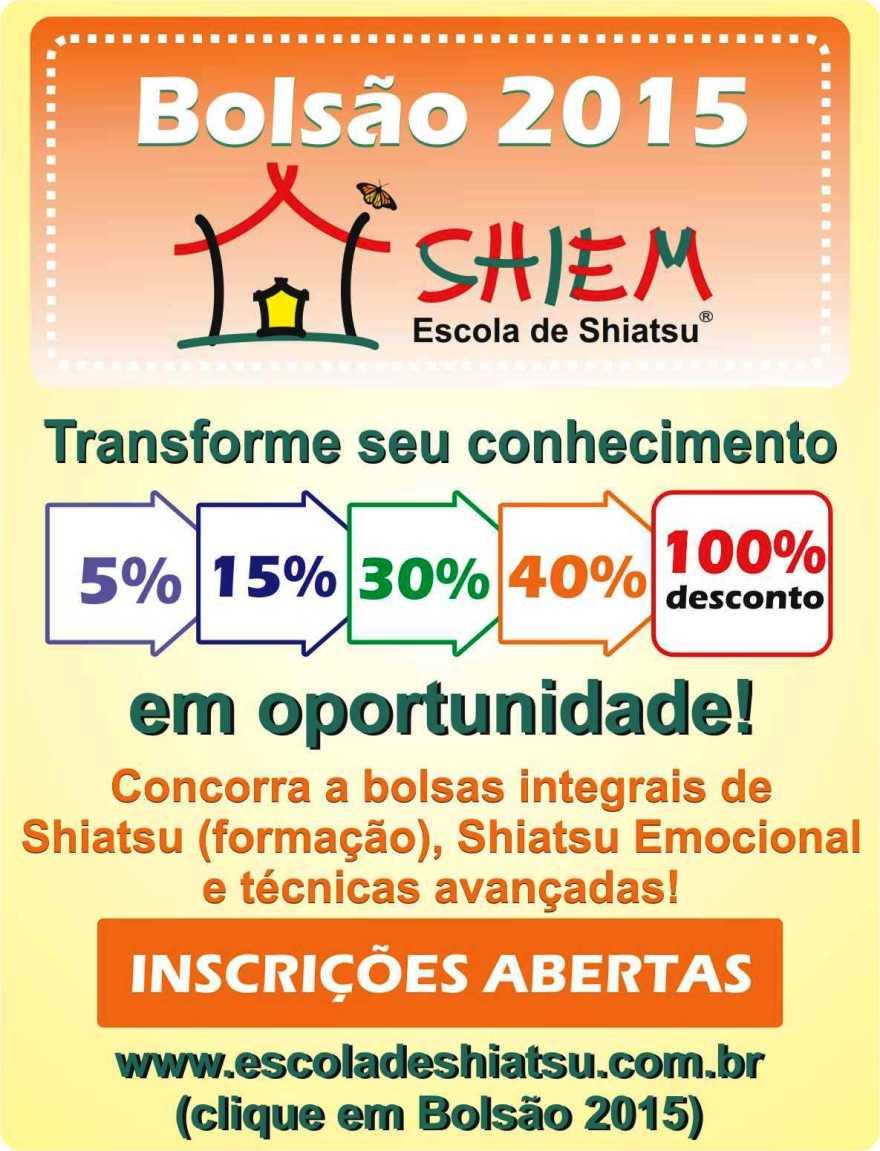 Bolsão Shiem 2015